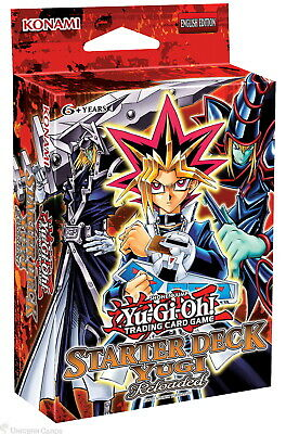 Yu-Gi-Oh! Starter Deck: Yugi Reloaded UNL Ed - 50 Cards + Game Mat - Sealed Box