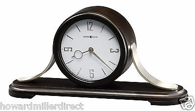 Howard Miller 635-159 Callahan - Contemporary Mantel Clock with Triple Chime