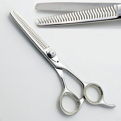 """Professional Thinning Scissors CNC Thinning Tooth Hair Thinning Shears 6.5"""""""