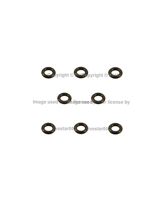 _Fuel Injector Nozzle__8__O-Ring Rubber Seal Gasket Set kit__for Saab__1985-1994