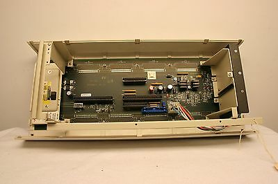 Bristol Babcock 392900-01-7 Rack and Power Supply, Board Assembly  **XLNT**