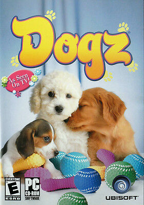 DOGZ  -  PC GAME *** Brand New & Sealed ***