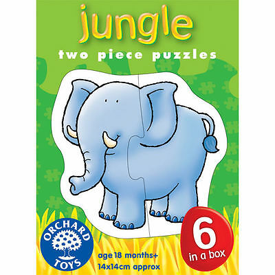 Orchard Jungle Puzzles