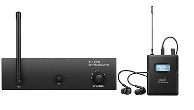LED New In Ear Stage Wireless Monitor System  In-Ear Monitoring System