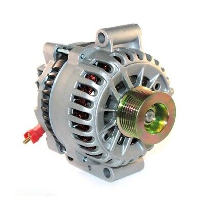 HIGH  OUTPUT 250A ALTERNATOR Fits FORD E F SERIES E450 F450 EXCURSION 6.0L 03-07