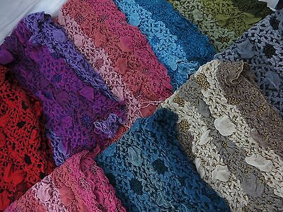 6 Fashion Scarves Wholesale winter muffler knitted scarves