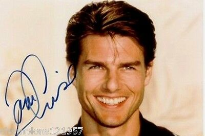 Tom Cruise ++Autogramm++ ++Hollywood-Superstar++