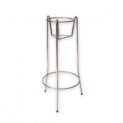 6x Wine Cooler / Chanmpagne Bucket Stand, Chrome, 620mm