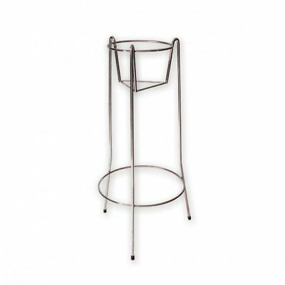 Wine Cooler / Champagne Bucket Stand, Chrome, 620mm