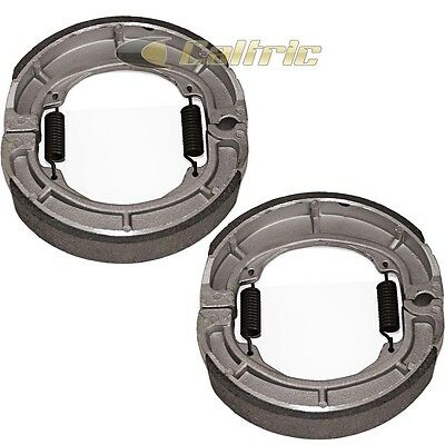 Front & Rear Brake Shoes Fits Suzuki Ts250 Savage 1971-1981