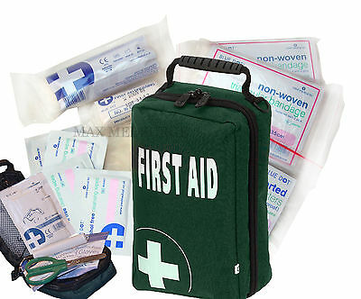 Outdoor HSE FIRST AID KIT, Travel, Holiday, Sport, Bike, Caravan Camping, Hiking
