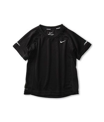 Nike Girls Dri Fit Miler Running Soccer Training Work Out Shirt  Save 40%!!