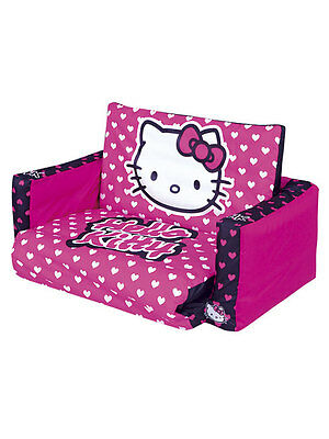 Hello Kitty Sofa-Cama Lavable Transportable Edicion Limitada Producto Oficial