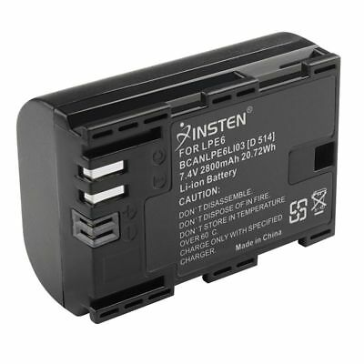CAN LP-E6 Li-Ion Battery [Decoded]