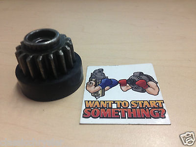 For TECUMSEH 37050, 37052, Starter Gear, 16 Tooth fits 120V Starters 37000