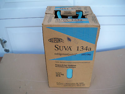 30# CYLINDER2  30lb  134 a  REFRIGERANT Tank  NEW OLD STOCK