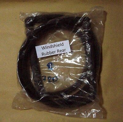 Weatherstrip Windshield Rubber Rear Seal fits 80-86 Datsun 720 Ute Truck Pickup
