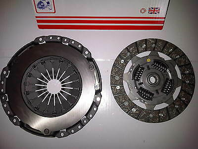 Ford Focus Mk1 1.6 1.8 16V Petrol New Rmfd 2 Piece Clutch Kit 1998-2004