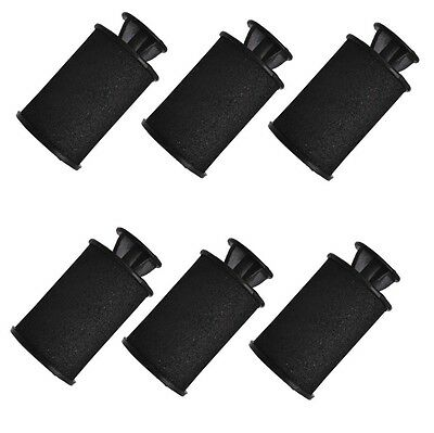 Monarch 1131-1136-1138-1130 Ink rollers, 6 pack ink for Monarch paxar label gun