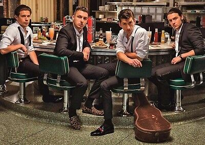 The Arctic Monkeys Great Diner POSTER
