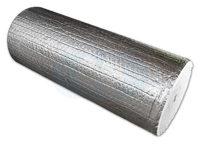 ~ New Extra Heavy Duty Extra Thick Silver Foil Bubble Insulation  450 Sq Meter~