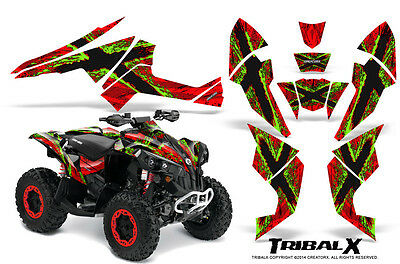 Can-Am Renegade Graphics Kit by CreatorX Decals Stickers TRIBALX GR