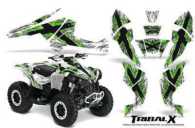 Can-Am Renegade Graphics Kit by CreatorX Decals Stickers TRIBALX GW