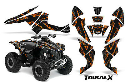 Can-Am Renegade Graphics Kit by CreatorX Decals Stickers TRIBALX OB