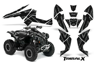 Can-Am Renegade Graphics Kit by CreatorX Decals Stickers TRIBALX SB