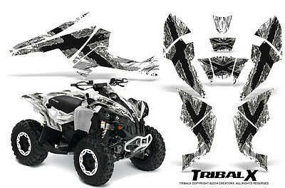 Can-Am Renegade Graphics Kit by CreatorX Decals Stickers TRIBALX SW