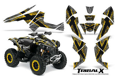Can-Am Renegade Graphics Kit by CreatorX Decals Stickers TRIBALX YS