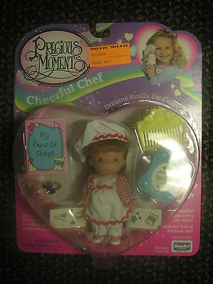 Precious Moments Doll 1996 Cheerful Chef