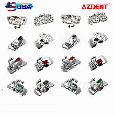 400 PCS Dental Disposable Micro Applicators Micro Brushes Blue Oral Care SALE