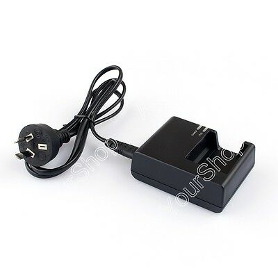 AU LC-E10C Travel Battery Charger For Canon Genuine LP-E10 EOS 1100D Rebel T3