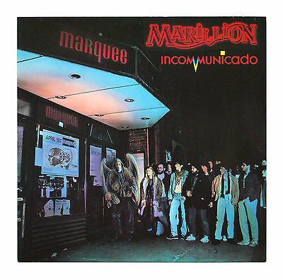 "Marillion - Incommunicado - 12"" Vinyl Single - * EXCELLENT *"