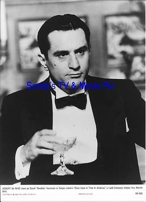 ROBERT DE NIRO Terrific Movie Photo ONCE UPON A TIME IN AMERICA