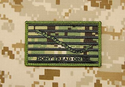 AOR2 Fabric First Navy Jack Patch SEAL NSWDG DEVGRU ST6 US Navy Special Warfare