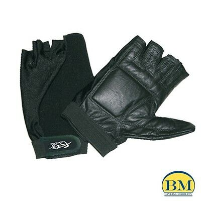 Wheelchair Pushing Gloves - Leather - Fitz - Leica - Wheelchair Accessory