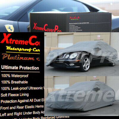 2007 2008 Mercedes CLS550 CLS63 Breathable Car Cover w//MirrorPocket