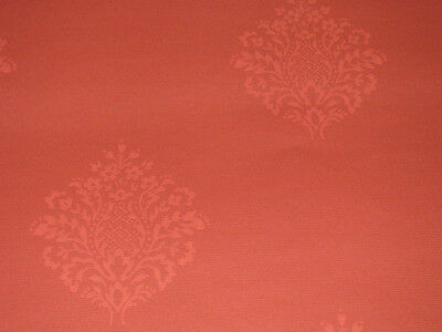 OPEN! COLE & SON RED BANSBURY COLLECTION 'MIDHURST' WALLPAPER -TWO 11-YD ROLL