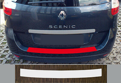 clear protective foil bumper transparent Renault Grand Scenic Year ab 2009