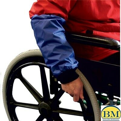 Wheelchair Sleeve Protectors - Wheelchair Clothing Sleeve Guards Disability Aids