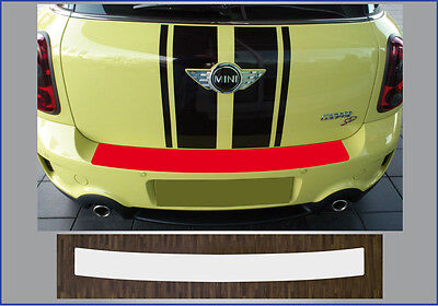 clear protective foil bumper transparent BMW Mini Countryman, Year ab 2010