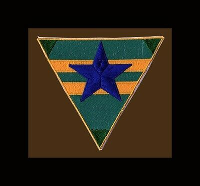Firefly Independents Browncoat rank Patch #3