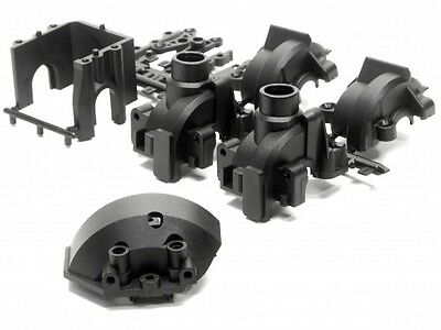 HPI Racing RC Car Spare Parts Nitro 3 RS4 Gearbox Set 85036