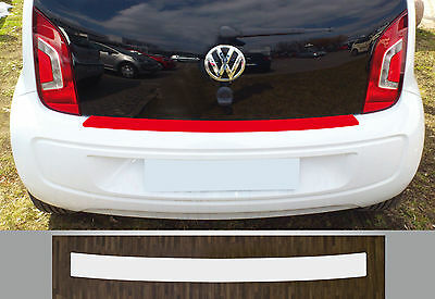 Clear Protective Foil Bumper Protection Transparent VW Up from 2011