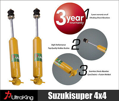 Toyota Hilux 2WD RN85 90 LN85 86 90 Series Ute Front Shock Absorbers 1988-1997
