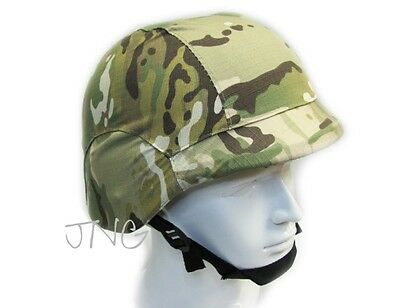 2 In 1 Militarie Swat Airsoft Paintball M88 Casque De Protection + Cp Cover