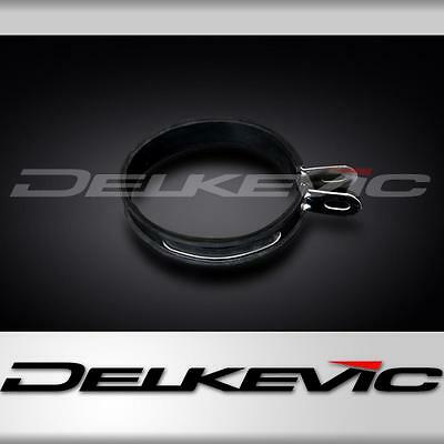 Oval silencer strap with Rubber to fit Delkevic oval silencers