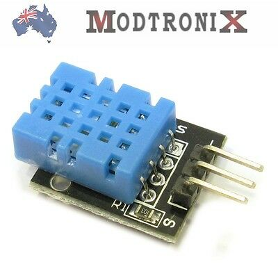 DHT11 Temperature and Humidity Sensor, Arduino/AVR/PIC, Fast Shipping SYDNEY
